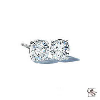 Diamond Earrings at P&A Jewelers
