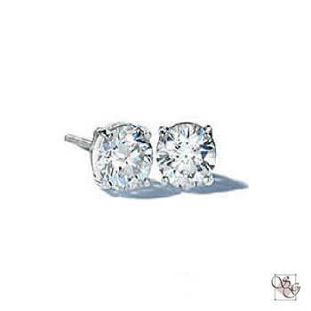 Diamond Earrings at Snowden