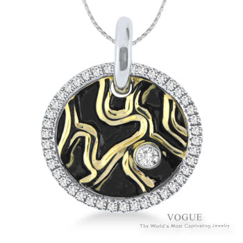 Diamond Pendants at Quinns Goldsmith