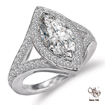 Signature Diamonds Galleria - R74845-1
