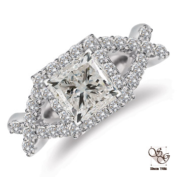 Signature Diamonds Galleria - R75049-1