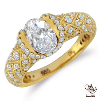 Signature Diamonds Galleria - R75122
