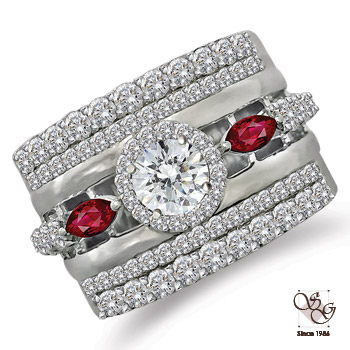 Signature Diamonds Galleria - R75236