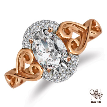 Signature Diamonds Galleria - R75283