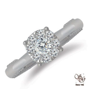 Signature Diamonds Galleria - R94243