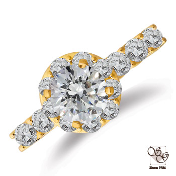 Signature Diamonds Galleria - R95015