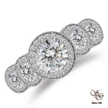 Signature Diamonds Galleria - R95022