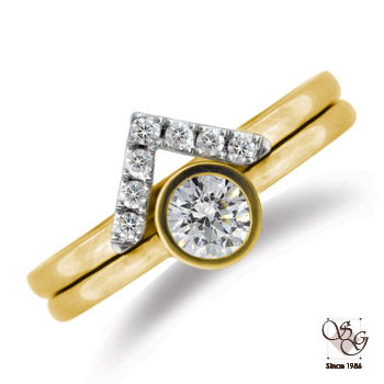 Signature Diamonds Galleria - R95066