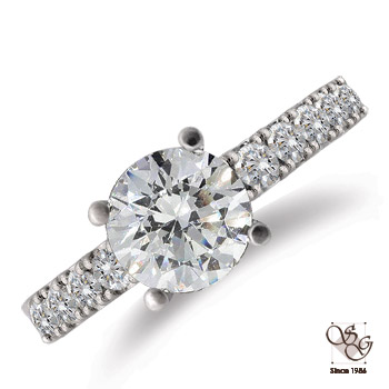 Signature Diamonds Galleria - R95105