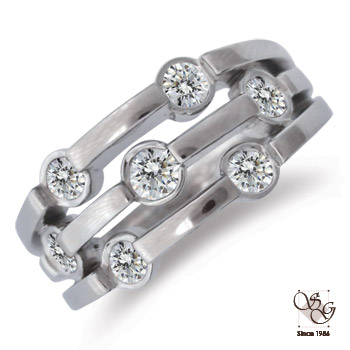 Signature Diamonds Galleria - R95118-1