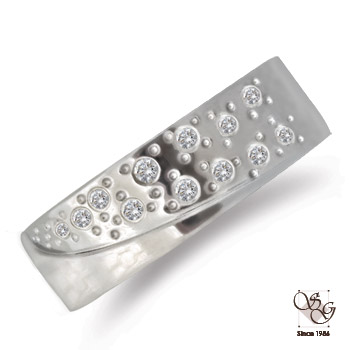 Wedding Bands at A.L. Terry Jewelers