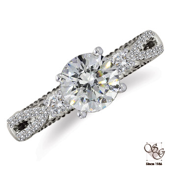 Signature Diamonds Galleria - R95242