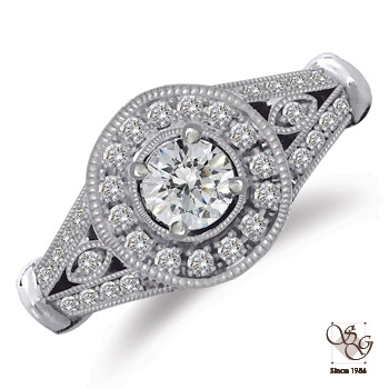 Signature Diamonds Galleria - R95613
