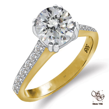 Signature Diamonds Galleria - R95645