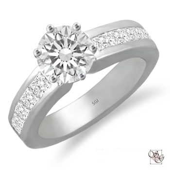 Engagement Rings at The Gold and Silver Exchange