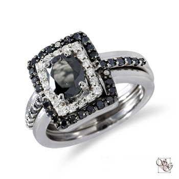 Black and White Diamond Collection at J Mullins Jewelry & Gifts LLC