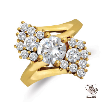 Signature Diamonds Galleria - SMJR11658