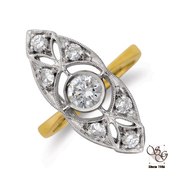 Fashion Rings at Designs by Shirlee