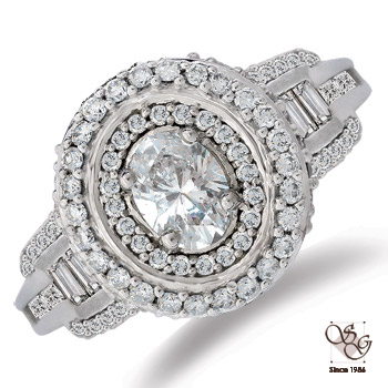 Engagement Rings at Gumer & Co Jewelry