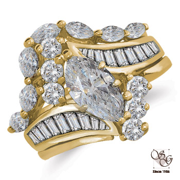 Classic Designs Jewelry - SMJR11792