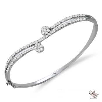 Diamond Bangles at Gaines Jewelry