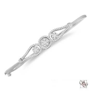Diamond Bangles at Quality Jewelers