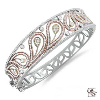 Diamond Bangles at Stephen