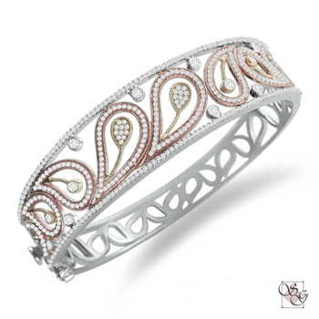 Diamond Bangles at Quinns Goldsmith