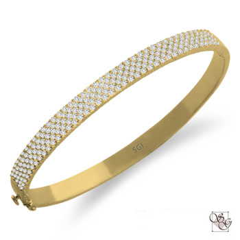 Diamond Bangles at Delta Diamond Setters & Jewelers