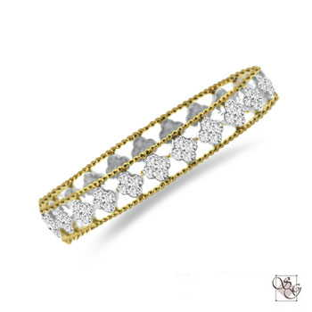 Diamond Bangles at Thurber Jewelers