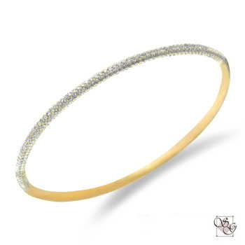 Diamond Bangles at McNair Jewelers