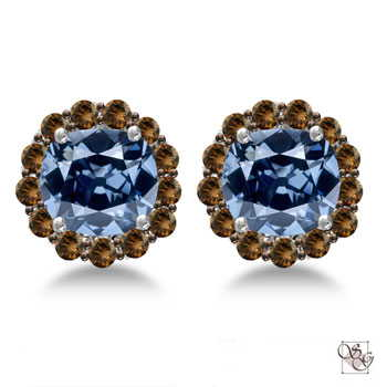 Diamond Earrings at Summerlin Jewelers