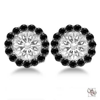 Diamond Earrings at M&M Jewelers