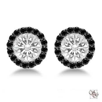Diamond Earrings at McNair Jewelers