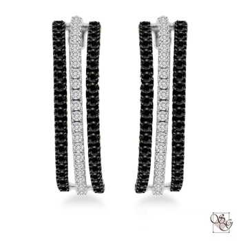 Black and White Diamond Collection at ASK Design Jewelers