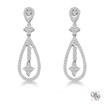 Diamond Earrings at Henry B. Ball Co.