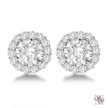 Diamond Earrings at Showcase Jewelers