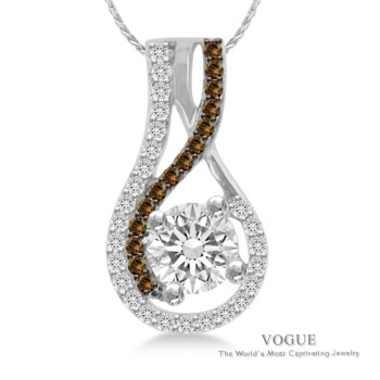 Diamond Pendants at Jefferson Estate Jewelers