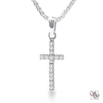 Diamond Pendants at Classic Designs Jewelry