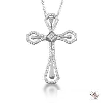 Diamond Pendants at McNair Jewelers