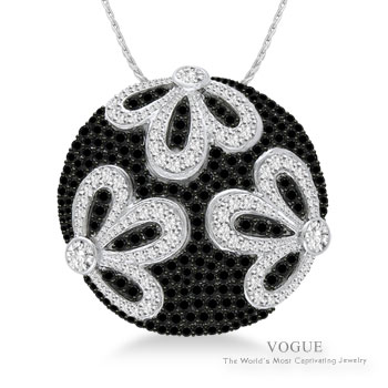 Black and White Diamond Collection at McNair Jewelers