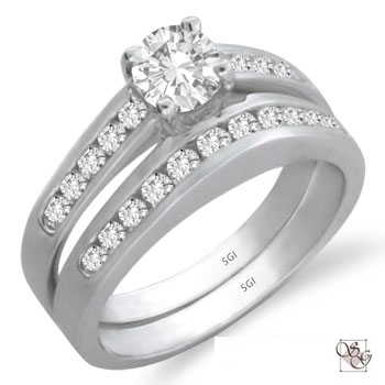 Bridal Sets at Jefferson Estate Jewelers