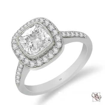 Engagement Rings at A. T. Thomas Jewelers