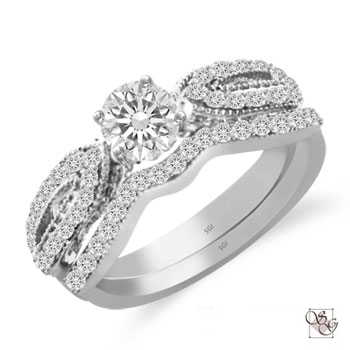 Classic Designs Jewelry - SRR101097-2