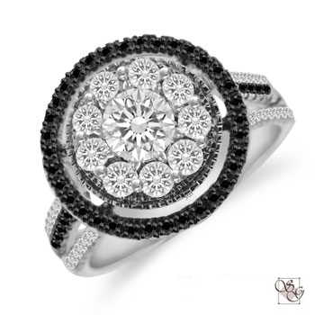 Black and White Diamond Collection at A.L. Terry Jewelers