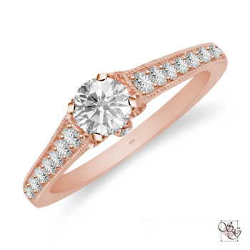 Engagement Rings at Thurber Jewelers