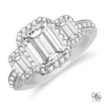 Three Stone Rings at J Mullins Jewelry & Gifts LLC
