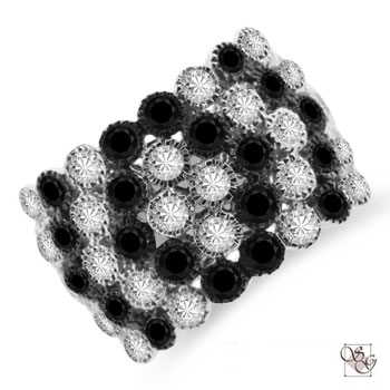 Black and White Diamond Collection at M&M Jewelers