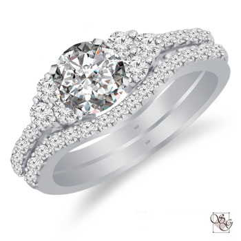 Bridal Sets at Sohn and McClure Jewelers