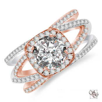 Engagement Rings - SRR117768-1